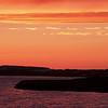 Pilgrim Lake sunset