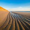 ripples on Longnook Beach