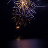 fireworks for Truro's 350th