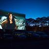 Megan Fox in the Wellfleet Drive-In