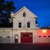 Fire Station Engine 4 Provincetown dusk