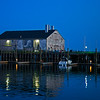 Fisherman's Wharf twilight
