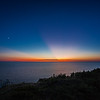wide-angle sunset Cape Cod Bay 2