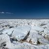 ice-encrusted Cape Cod Bay demon winter 2015