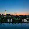 twilight Ptown Harbor