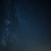 Perseid shooting star & Milky Way