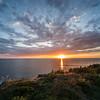 sunstar sunset August 1
