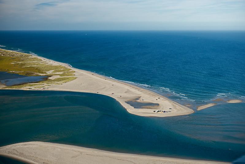 where Pleasant Bay meets Chatham Harbor