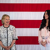 Hillary & Cher in Provincetown 8-21-16