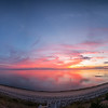 sunset panorama Cape Cod Bay 2