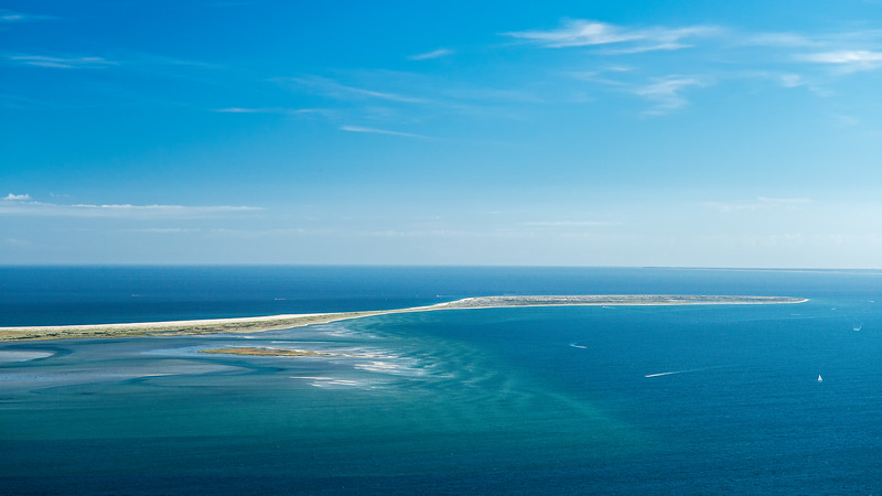 Monomoy from the air