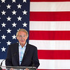 Senator Ed Markey at Hillary Clinton event Provincetown August 2016