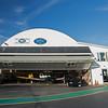 hangar & terminal Chatham airport