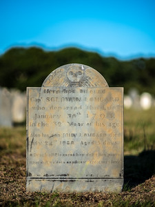 Death all eloquent How dost thou prove what dust we dote on when we creatures love grave of 32-year-old Solomon Lombard & his 5-day-old son