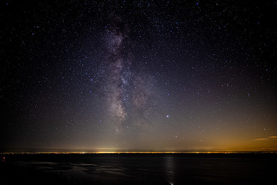 Cape Cod Bay Milky Way