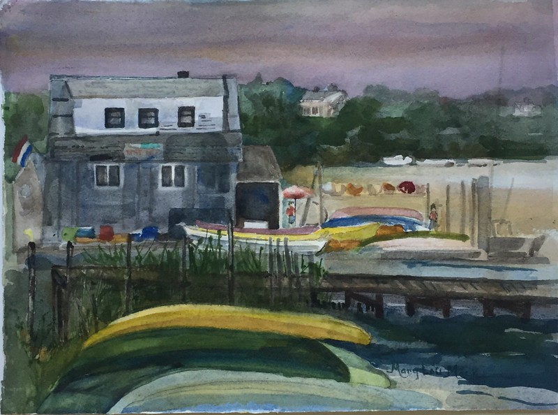 Barn Hill Kayaks