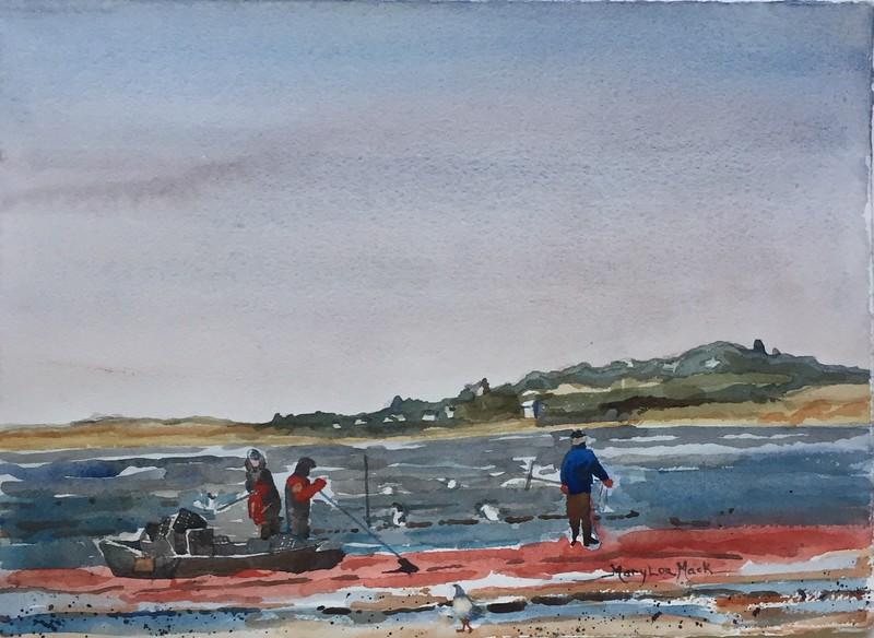 Wellfleet Shell Fishermen