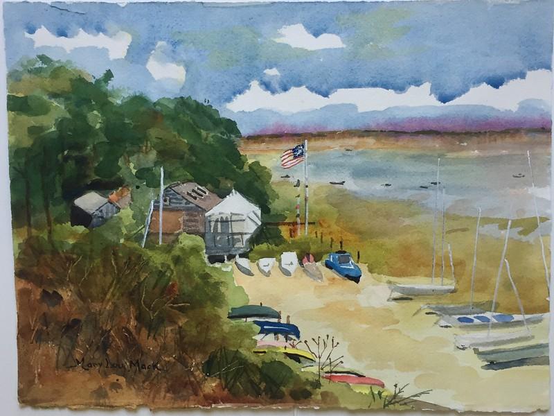View Of Mayo Beach