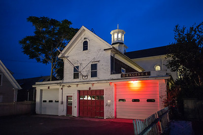 Engine 4 Fire Station Provincetown