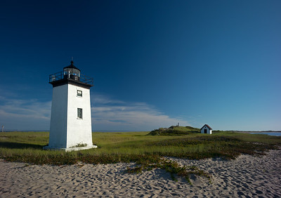 beautiful Long Point Lighthouse