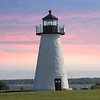 Ned's Point Light - Matapoisett Harbor - Cape Cod