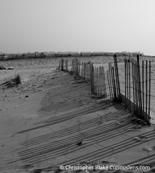 Beach Fence Chatham - Cape Cod-1