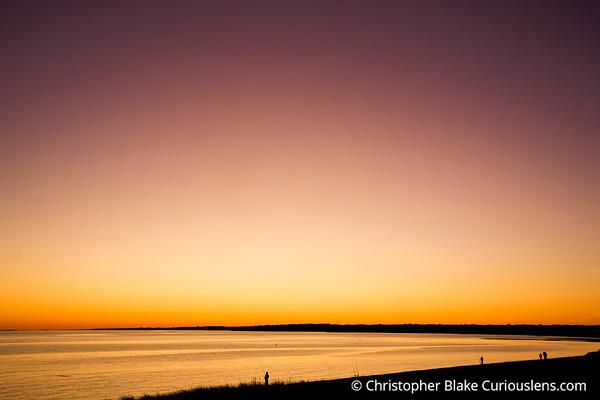 Harding's Beach Sunset - Cape Cod-8