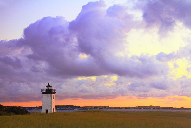 Dawn at Long Point Lighthouse, Provincetown