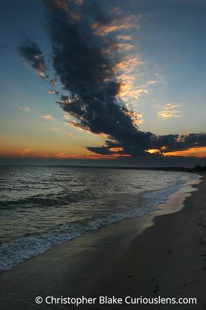 Harding's Beach Sunset - Cape Cod-1