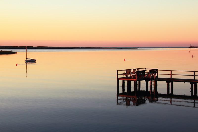 Calm Waters, Bass River, Cape Cod