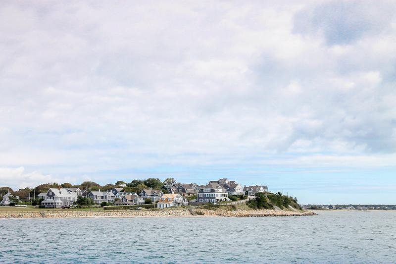 Falmouth Coastline