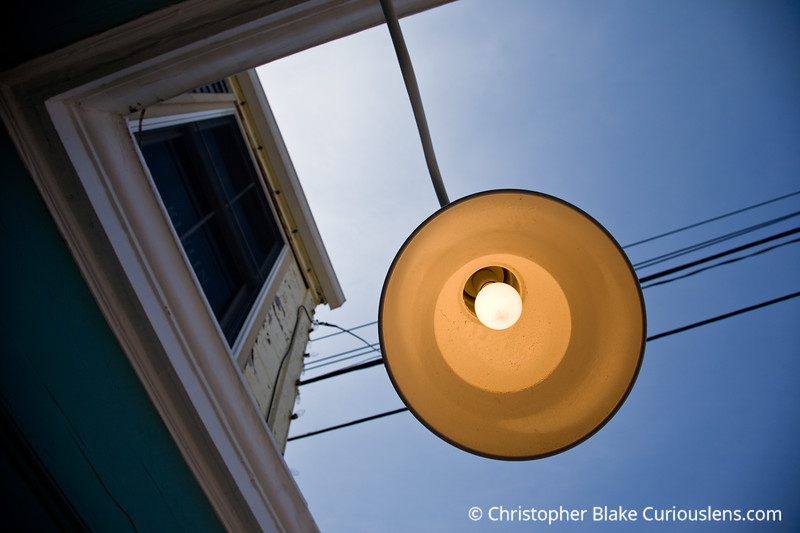 Street Lamp - Cape Cod