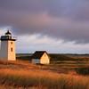 Wood End Lighthouse Landscape, Cape Cod National Seashore