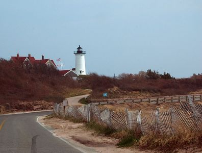 Nobska Lighthouse Drive