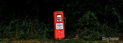 Lost gas pump