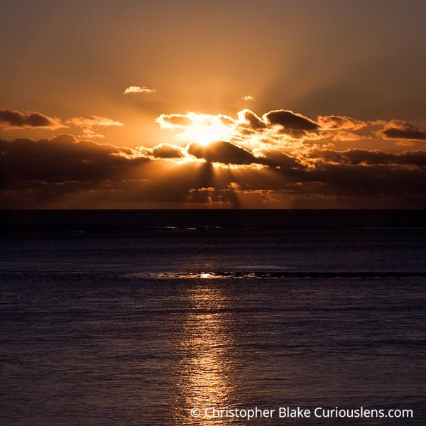Dawn Chatham Light - Cape Cod-6