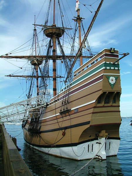 The  Mayflower ~ Plymouth, MA