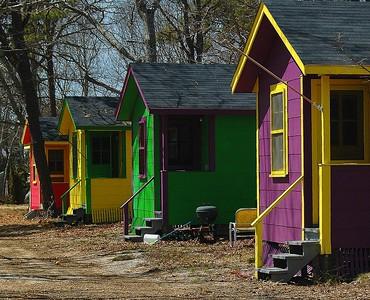 Rainbow Cabins
