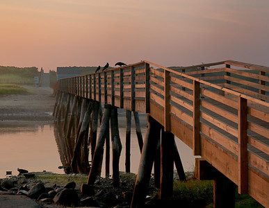 Footbridge Ogunquit, Maine