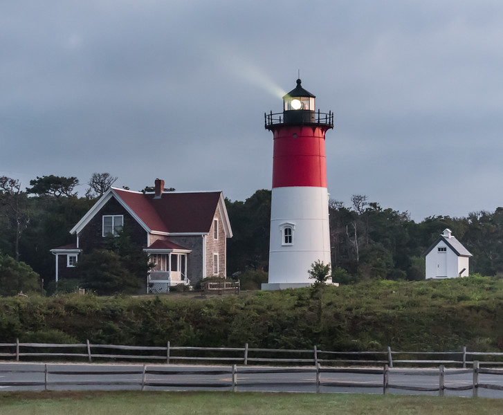 Nauset Lighthouse at Sunrise