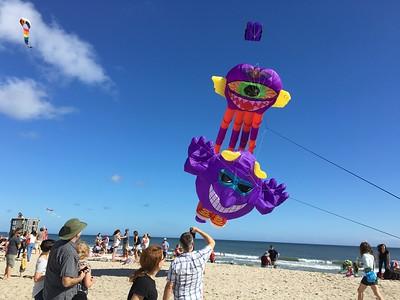 Cape Fear Kite Festival 2015