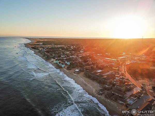 December 27, 2020 Aerial Photography, Buxton, North Carolina