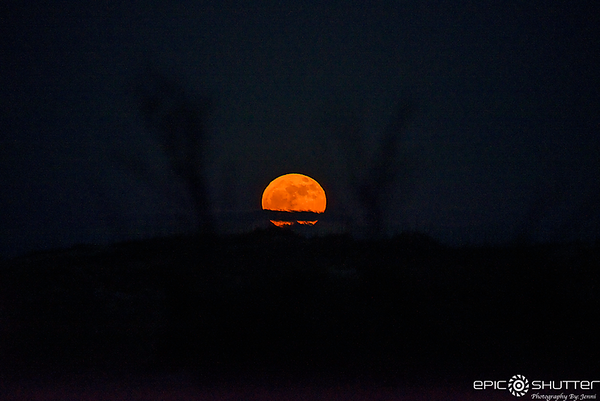 December 3, 2017,  Sunset, Cape Point, Shelly Island, Cape Hatteras National Seashore, Epic Shutter Photography