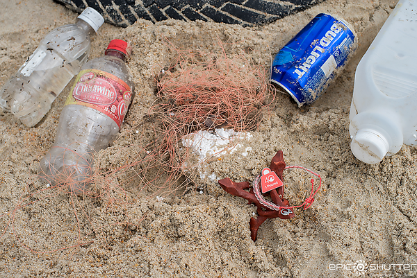 4Ocean, Cleaning the Ocean, One Pound at a Time, to help spread the word about their beach, nearshore and offshore cleanup efforts to Protect Coral Reefs, Epic Shutter Photography, Outer Banks Photographers, Hatteras Island Photographers, 4CoralReefs, Pro