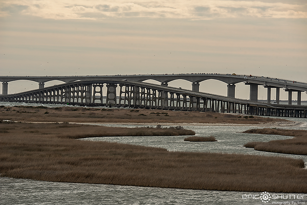 February 9, 2019, Replacement Bonner Bridge, Community Day, Oregon Inlet Fishing Center, Cape Hatteras National Seashore, Outer Banks Photographer, Hatteras Island, North Carolina, NCDOT, Dare County, Hatteras Island Residents, Lifeline, Epic Shutter Phot