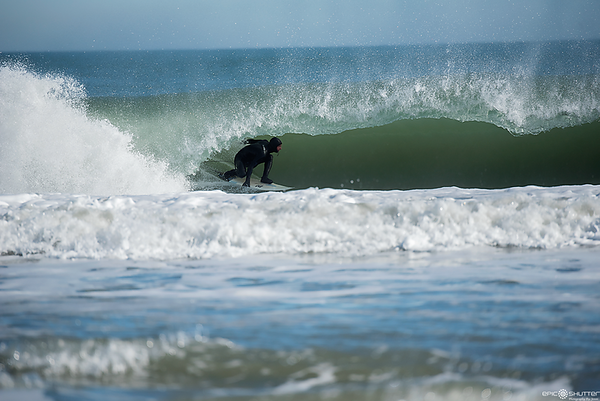 January 19, 2018, Surfing, Cape Hatteras National Seashore, Buxton, Hatteras Island, North Carolina, Epic Shutter Photography, Documentary Photography, Outer Banks Photographers