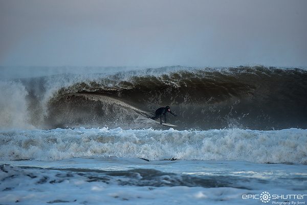 January 30, 2018, Buxton, Cape Hatteras Lighthouse, Hatteras Island, North Carolina, Epic Shutter Photography, Surfing, Surfers
