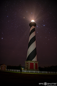 January 8, 2019, Cape Hatteras Lighthouse, Stars, Constellations, Epic Shutter Photography, Outer Banks Photographer, Hatteras Island Photographer, Star Photography, Astrology, Night Photography, OBX Nightlife, Buxton, North Carolina, Cape Hatteras Nation