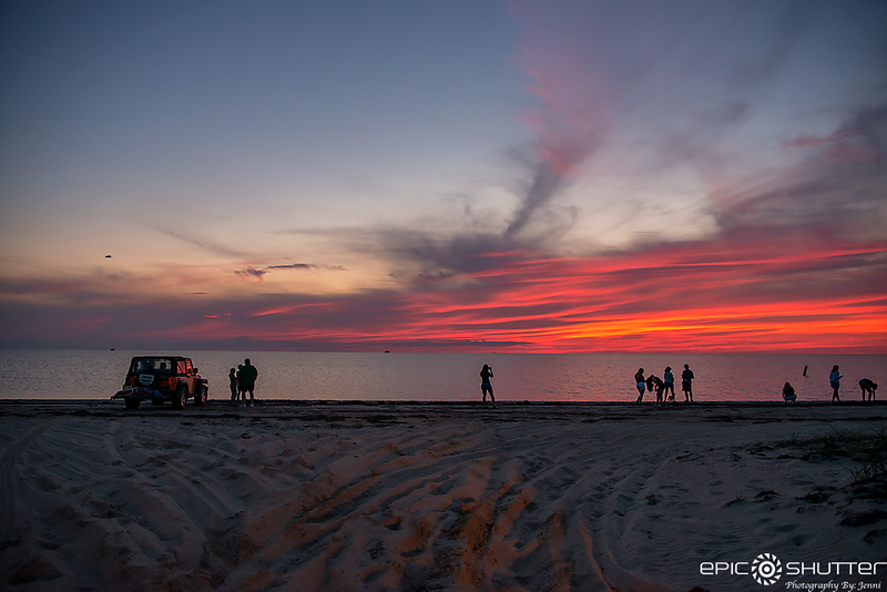 June 26, 2019 Sunset over Pamlico Sound, Buxton, North Carolina, Epic Shutter Photography, Outer Banks Photographer, Documentary Photographer, OBX Photographers, Cape Hatteras Photographers, Cape Hatteras National Seashore