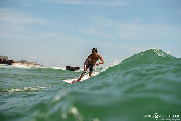 June 28, 2018 AquaTech Imaging Solutions, Surf Photography, Buxton, Cape Hatteras Lighthouse, North Carolina, Epic Shutter Photography, Waves, Barrels, Summer, Hatteras Island Photographer, Outer Banks Photographer, Ocean Photography, Shane Aaron, Pat O'N